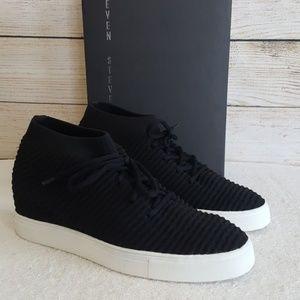 New Steven by Steve Madden Carin Wedge Sneaker
